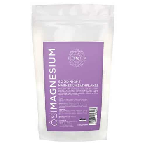 Ösimagnesium Good Night Bath Flakes