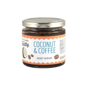 Zoya Goes Pretty Coconut & Coffee Body Scrub