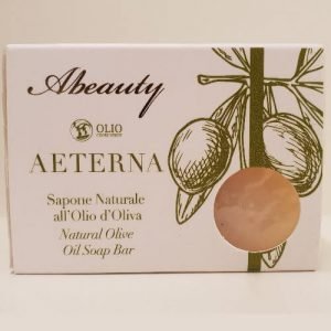 Aeterna Natural Olive Oil Soap