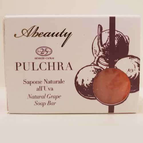 Pulchra Natural Grape Soap