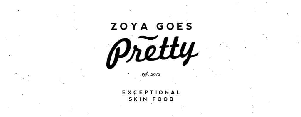 Zoya Goes Pretty Titel