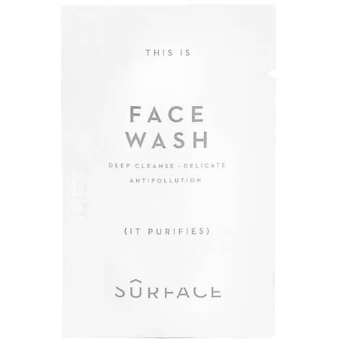 sûrface Face Wash Sample 3ml